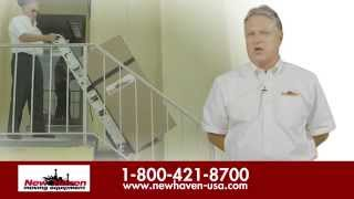 Escalera's Stair Climber Demonstration