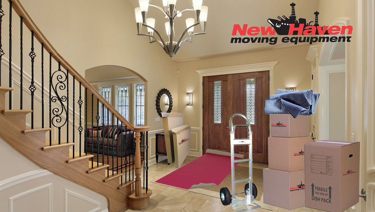 move household appliances