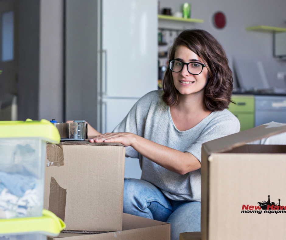 A Mom's Guide to Moving Day