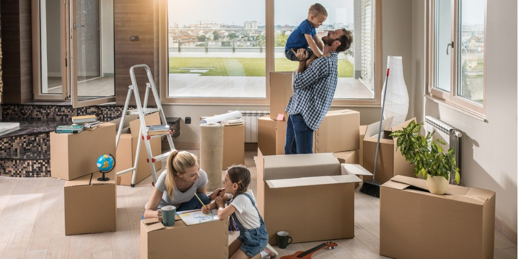 The Complete Homeowners Packing & Moving Guide