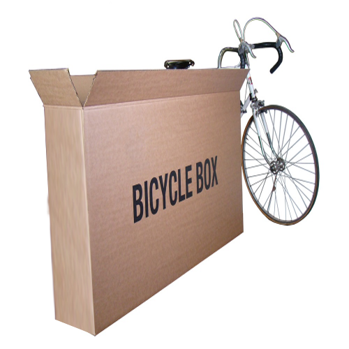 How to Pack a Bicycle in a Cardboard Box