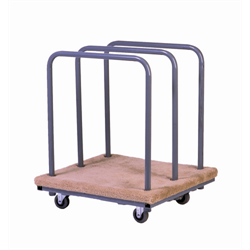 Panel Carts w/3 Removable Bars
