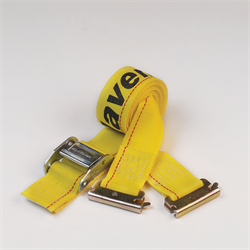"CAM BUCKLE STRAP 2""x12' w/2 'E' END FITTINGS"