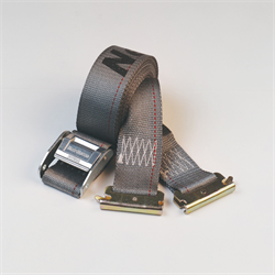 """CAM BUCKLE STRAP 2""""x16' w/2 'E' END FITTINGS"""