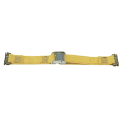 "CAM BUCKLE STRAP 2""x16' w/2 'E' END FITTINGS"