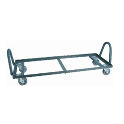 LATERAL FILE E-CRATE® DOLLY w/3.5'' DLX  CASTERS