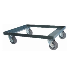 COMPUTER IT E-CRATE® DOLLY w/3.5'' DLX  CASTERS