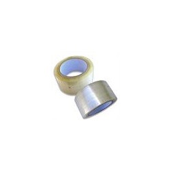 "TAPE 2""x 110YD CLEAR 36/CASE"