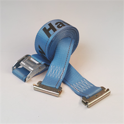 "CAM BUCKLE STRAP 2""x20' w/2 'E' END FITTINGS"