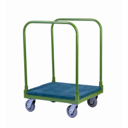 Panel Carts w/2 Removable Bars